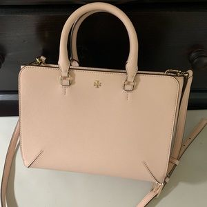 Tory Burch Small Robinson Satchel Bag